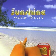 Mose Davis - Sunshine [New CD]