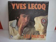 YVES LECOQ Les partis CT 80025