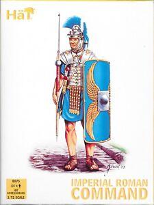 HäT/HaT Greco-Roman Era Imperial Roman Command 1/72 Scale 25mm