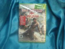 NEW Dead Island Game of the Year Edition GOTY for Xbox 360 factory sealed