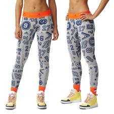 Adidas stellasport Climawarm Leggings Stella McCartney Largo Pantalones Ajustados Cálido Gimnasio