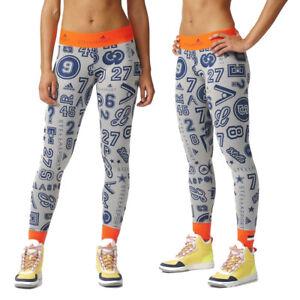 adidas Stellasport Climawarm Leggings Stella McCartney Long Tight Warm Gym Pants