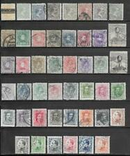 Spain Collection 1800's-1930