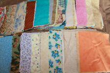 Assorted 5 Inch  Squares 100% Cotton Fabric Quilt Scrap 240 Squares