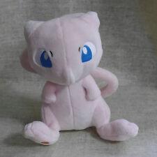 "Pokemon GO GO GO  monster Pokemon Doll  Mew Plush Stuffed toy 6"""