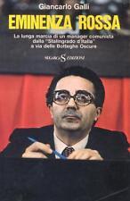 Eminenza Rossa di Giancarlo Galli Edizione Sugarco Edizioni 1976