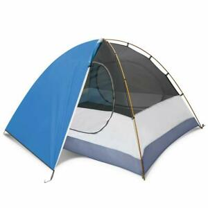 DEERFAMY Tents for Camping 2-3 Person Waterproof Dome Tent for Camping - Doub...