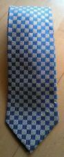 ORIGINALE Kent & Cole New York Lusso Cravatta Tie COME NUOVO 100% SETA!!!