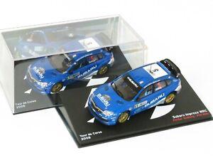 1/43 Subaru Impreza WRC  Rally de France Tour de Corse 2008 P.Solberg / P.Mills