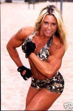 Female Bodybuilder Lisa Bickels WPW-608 DVD or VHS