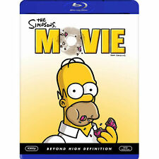 The Simpsons Movie (Blu-ray Disc, 2009)