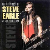Angry Young Man, Steve Earle, Audio CD, Acceptable, FREE & FAST Delivery