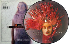"TORI AMOS 7"" God UK 2-Sided PICTURE DISC w/INSERT MINT UNPLAYED"
