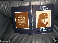 THE BEATLES IN HIS OWN WRITE! JOHN LENNON 'S FIRST BOOK CHRISTMAS 1964 AWESOME
