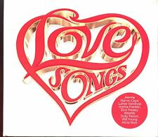 Love Songs - 3CD Digipack