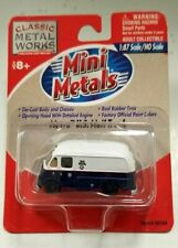 Classic Metal Works Mini Metals Metro U.S. Mail Truck - New on Card