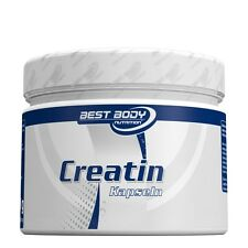 Best body Nutrition Creatin cápsulas lata con 200 cápsulas (6,75 euros por cada 100 G)