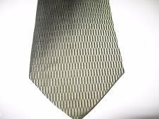 56 x 3.75 Green Silk Tie Necktie CROFT & BARROW (12705) Free US Ship