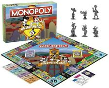 MONOPOLY: Animaniacs [New ] Board Game