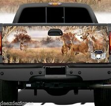 Tailgate Wrap Buck Camouflage Truck Camo Toyota Ford Dodge Chevy Parts WT-011TG