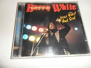 CD  Your Heart & Soul von Barry White
