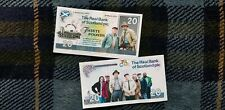 """Still Game ! Special Edition """"Final Farewell """" Novelty Still Game Note"""