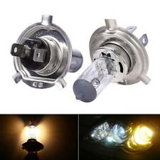 2Pcs H4 12V 55/60W 90/100W Halogen Headlight Car Driving Fog Light Bulb Tool Neu