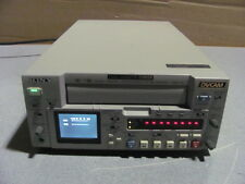 OEM Sony digital video cassette recorder model DSR-25 DVCAM