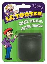 Le Tooter Realistic Farting Sounds Fart Pooter Gag Gift NEW funny