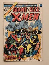 Giant-Size X-Men #1 1st Storm, Nightcrawler, Colossus, Thunderbird 2nd Wolverine