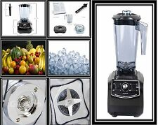 Nouveau commerce allemand 3.8L 3HP blender mixeur heavy duty centrifugeuse ice crusher 2200w