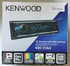 Kenwood autoradio para peugeot 207 307 2-din//Bluetooth//USB//variocolor kit de integracion