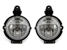 DEPO 08-11 Mini Cooper / Cooper S Replacement Fog Lights Set Left + Right 3D