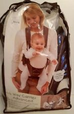 Babies R Us Bruin 4 Way Baby Carrier Advanced Brown  Excellent Condition Used On