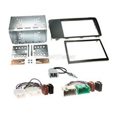 Volvo S60 04-09 2-Din Car Radio Installation Set Adapter Cable RADIO FACEPLATE