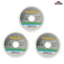 Maxima 15lb Fishing Line Leader Green ~ New