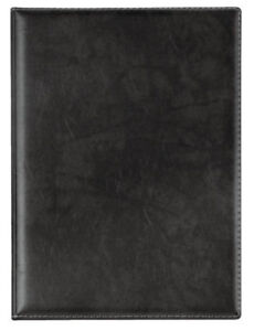 Veloflex Urkundenmappe Angebotsmappe Präsentationsmappe Exquisit A4 schwarz II
