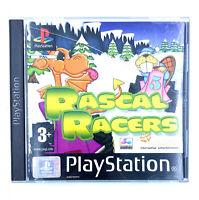 Jeu PS1 Rascal Racers Complet en boite Sony Playstation 1 PAL FRA
