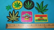 "Marijuana 4.25/"" Tokin/' Zombie hot box weed sticker pot decal for bong 420."