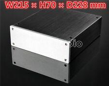 Douk Audio Amplifier Chassis Aluminum Case Headphone Pre-Amp Enclosure DIY Box