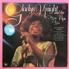 Gladys Knight & The Pips - The Look Of Love - 14 Great Tracks - MFP-50417 Ex