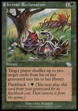 MTG 4x KROSAN RECLAMATION - Judgment *Flashback DEUTSCH*