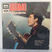 "Adamo–Adamo À L'Olympia (Vinyl 12"" LP)"