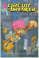 Circuit Breaker #1 : March 2016 : Image Comics