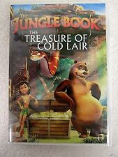 THE JUNGLE BOOK - Treasure of Cold Lair (DVD, 2013) Animated Widescreen NEW DC28