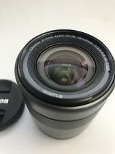 Canon EF-M 18-55mm f/3.5-5.6 STM IS Lens F/S From Japan