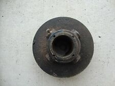 Studebaker Weasel Pulley Assy., Capstan Drive with Screw and Nut Assy.