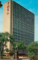 Postcard New Central YMCA, Milwaukee, WI
