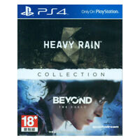 Heavy Rain and Beyond Two Souls Collection PlayStation PS4 English Chinese