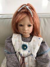 """Annette Himstedt 28 1/3� Doll """"Reike� Le 5/277 Kinder 2002"""